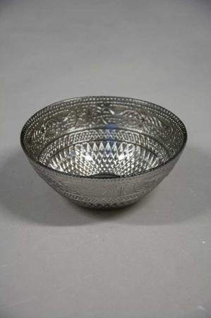 Sølv skål