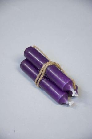 Stearinlys - lilla bedelys