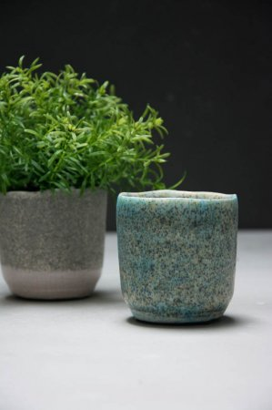 Små urtepotteskjulere