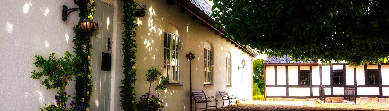 Festlokaler - Annekset på Neder Kjærsholm Hovedgaard